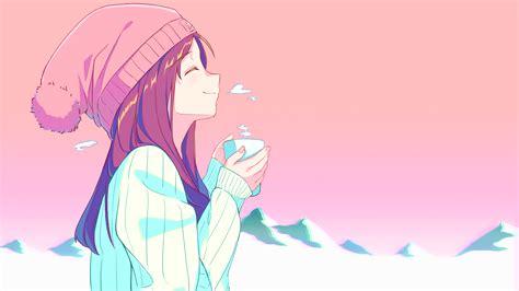 Aesthetic Wallpaper Anime by Tea Original 2560x1440 Animewallpaper