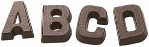 chocolate mold alphabet With chocolate molds alphabet letters