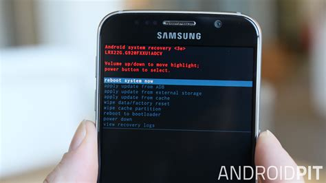 how to factory reset android androidpit