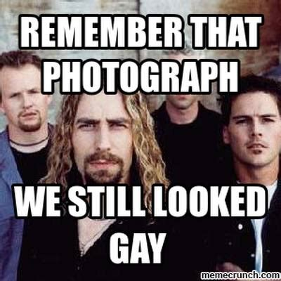 Nickelback Meme - nickelback meme