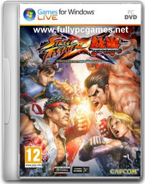 Street Fighter X Tekken Game Software And Games Staff