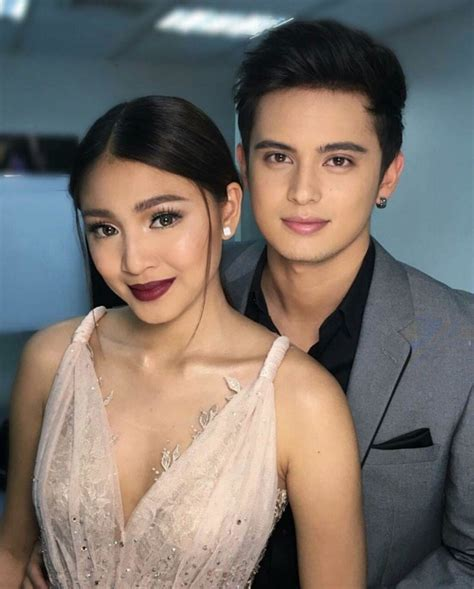 nadine lustre dating history nadine and james