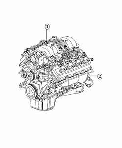2015 Dodge Durango Engine  Complete