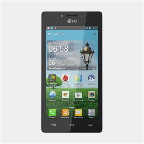 is lg android lg optimus gj e975w android roots