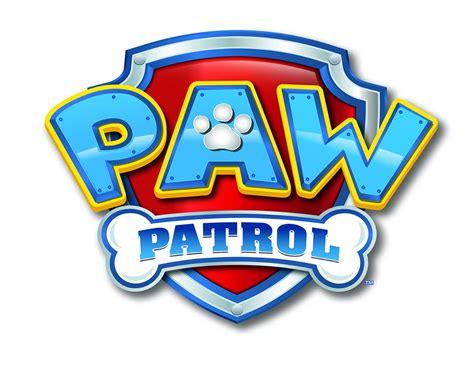 Paw Patrol Logo Edible Cake Topper Frosting Sheet