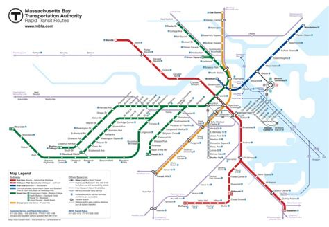 project boston mbta map redesign cameron booth