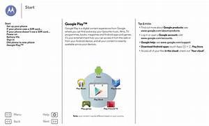 Manual - Motorola Moto E - Android 4 4