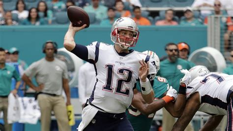 game notes brady time leader touchdown passes