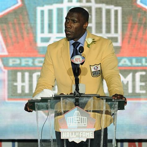 shannon sharpe pro football hall  fame official site