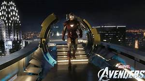 WALLPAPERS HD: Iron Man in The Avengers