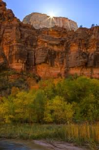 Great White Throne Zion National Park Utah