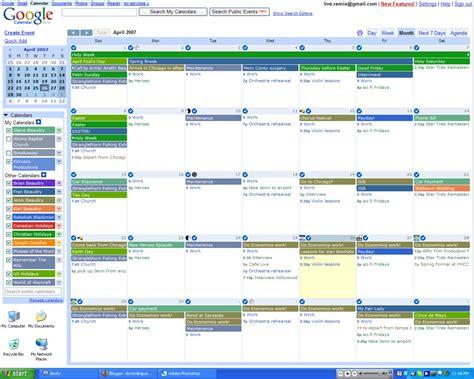 google tools classroom google calendar