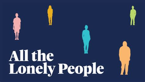 All the Lonely People | The Irish Times