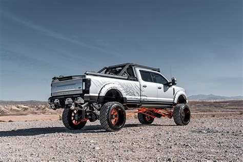 ford   super duty platinum record time