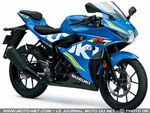 Moto 125 2017 : sportive suzuki gsx r125 2017 premi res informations ~ Medecine-chirurgie-esthetiques.com Avis de Voitures