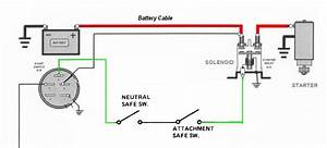 Lawn Mower 4 Pole Solenoid Wiring Diagram