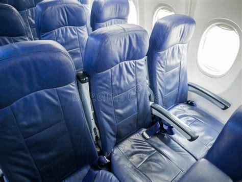 siege avion intérieur des sièges de passager d 39 avion image stock