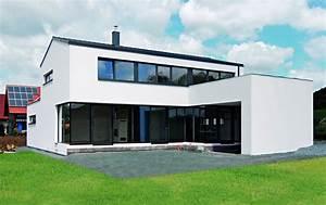Moderne Häuser Mit Satteldach : okohaus fertighaus kostenloser download satteldach haus ~ Lizthompson.info Haus und Dekorationen
