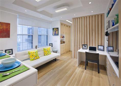 Joli Petit Appartement à New York Au Design Fonctionnel Et Esthétique