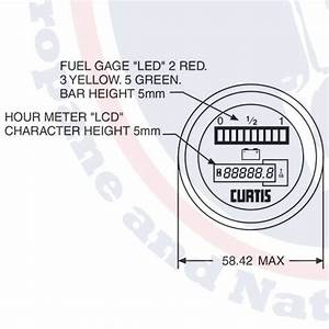 802rb2448bn With Hour Meter And Lockout Bdi Gauge
