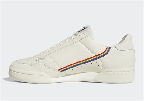 adidas continental  pride ef release date sneakernewscom