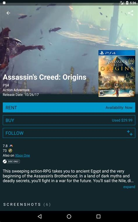 gamefly apk   entertainment app  android