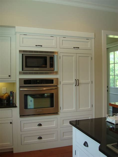 kitchen microwave wall cabinet cabinetry around microwave and oven kitchen dreaming 5406