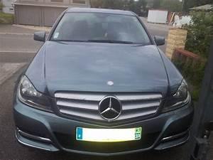 Mercedes Classe C Sportline : achat mercedes classe c sportline diesel manuelle 2011 d 39 occasion pas cher 13 500 ~ Maxctalentgroup.com Avis de Voitures