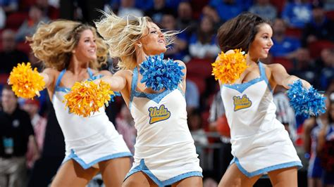 college cheerleaders   hot fox sports