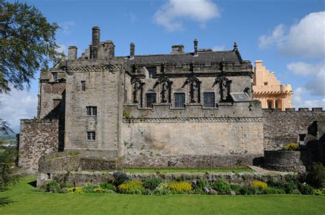 stirling castle palace feature page  undiscovered scotland