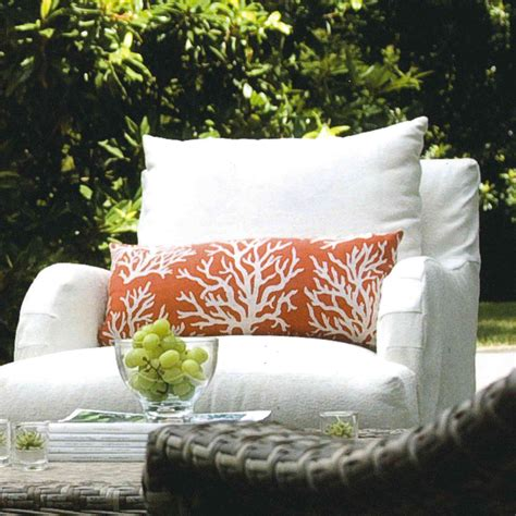 new outdoor slipcovered furniture made in the usa has