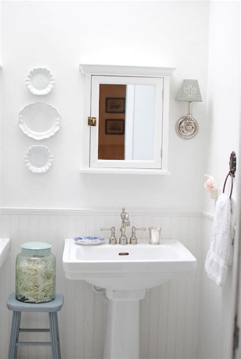 his and medicine cabinets transitional bathroom