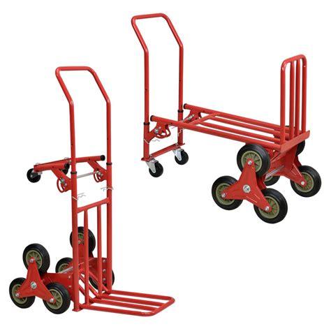 diable 224 3 roues pour escalier transformable en chariot