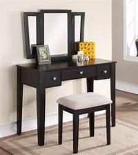 makeup vanity furniture Best 25+ Black makeup vanity ideas on Pinterest | Black vanity desk, Glam room and Makeup room decor