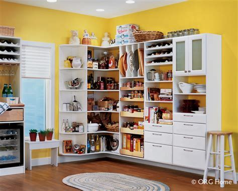 Columbus Pantry Organization, Cabinets & Shelving