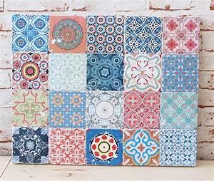 Mosaik Selber Fliesen Auf Altem Tisch : vintage fliesen einfach selber machen einrichtung diy fliesen kacheln und selber machen ~ Watch28wear.com Haus und Dekorationen