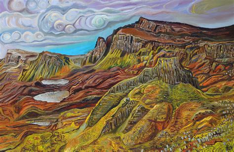 home design of the quiraing isle of scotland alan streets