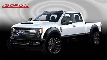 Ford Sema Raptor Duty 150 Trucks 250