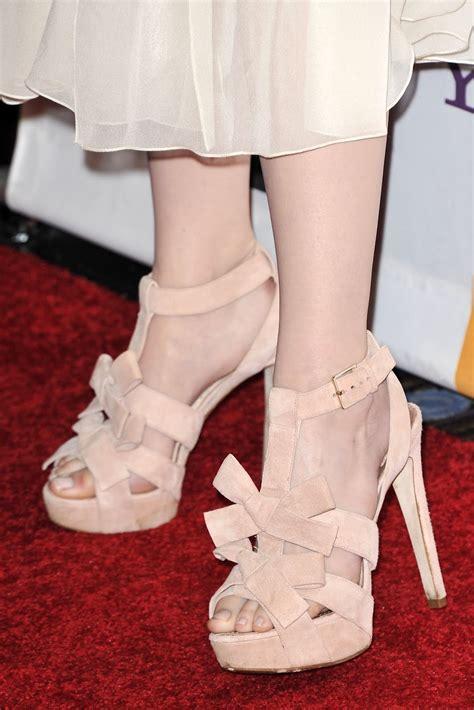 celebrity feet close  emma stone feet