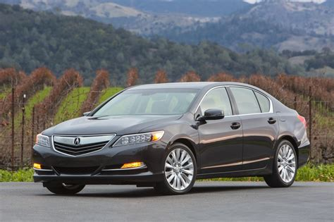 2014 Acura Rlx Picturesphotos Gallery  Green Car Reports