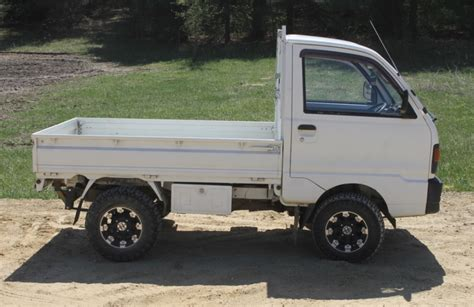 Mitsubishi Mini Trucks For Sale by Mitsubishi 4x4 Mini Truck