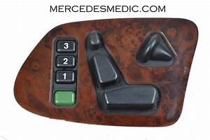 W210 Power Seat Switch  U2013 Mb Medic