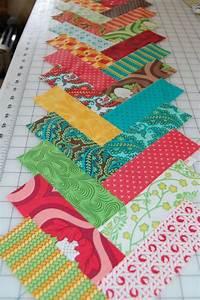 French Braid Quilt Pattern W   Tutorial  U0026 Pressing