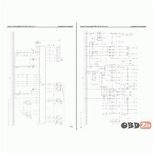 Volvo Fm7 9 10 12  Fh12 16  Nh12 Wiring Diagrams  Volvo Truck Service  U0026 Repair