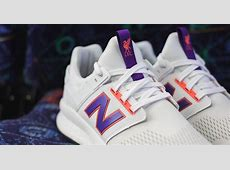 Clean Liverpool Away Kit Inspired New Balance 247 Sneaker