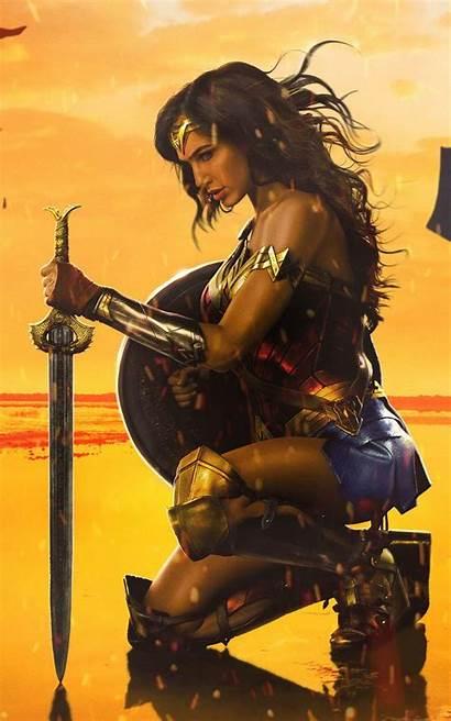 Wonder Woman 4k Wallpapers Smartphone Background Desktop