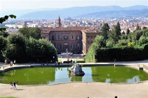 jardines boboli entradas y horarios palazzo pitti