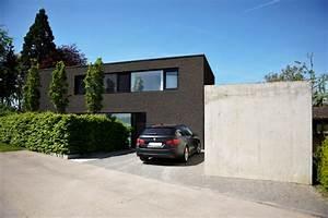 Haus Der Architekten Stuttgart : haus h einfahrt modern h user stuttgart von ~ Eleganceandgraceweddings.com Haus und Dekorationen