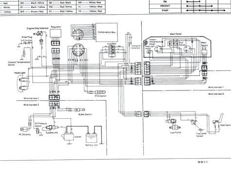 B7800 Kubotum Tractor Wiring Diagram by Manual B7500 Kubota Ebook