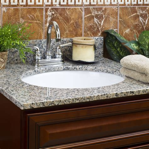 Vanity Tops by Burlywood Granite Vanity Tops